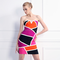 Strapless Bandage Dress for Women apparel dropshippers clothing
