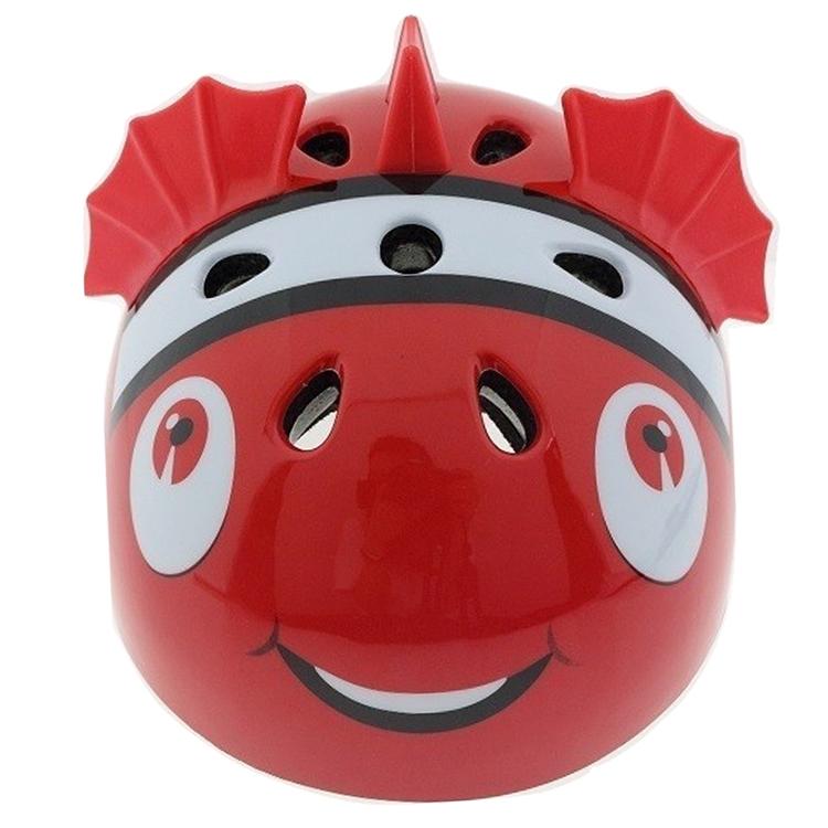 b08376462 3D Animal Capacete Para Crianças Com 11 De Ar De Ventilação Do Sistema De  Refrigeração PVC