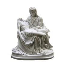 Commercio all'ingrosso Pietà Gesù Maria Michelangelo <span class=keywords><strong>Statue</strong></span> Religiose Cattoliche