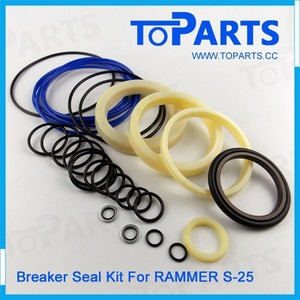 RAMMER S25 Breaker Seal Kit RAMMER Hammer Seal Kit