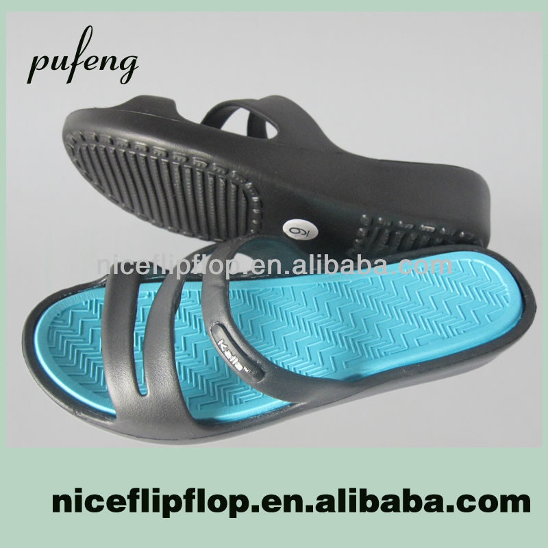 Durable high quality cheap women fancy slippers