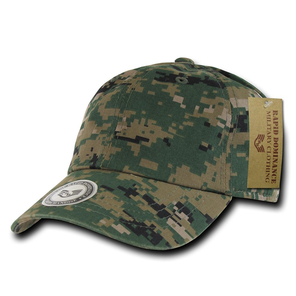 Get Quotations · Rapiddominance Polo Caps 6e2d7374c803