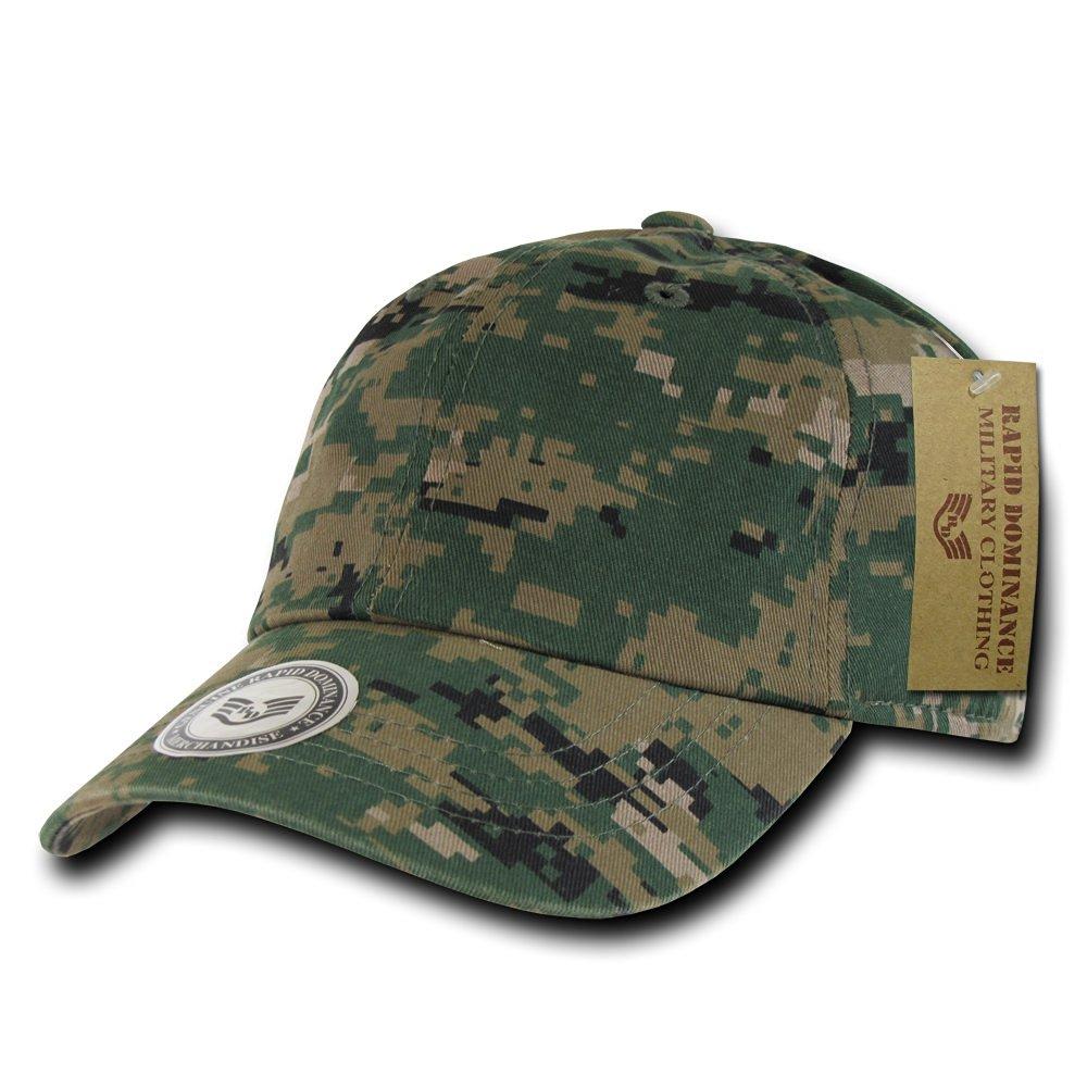 Rapiddominance Polo Caps