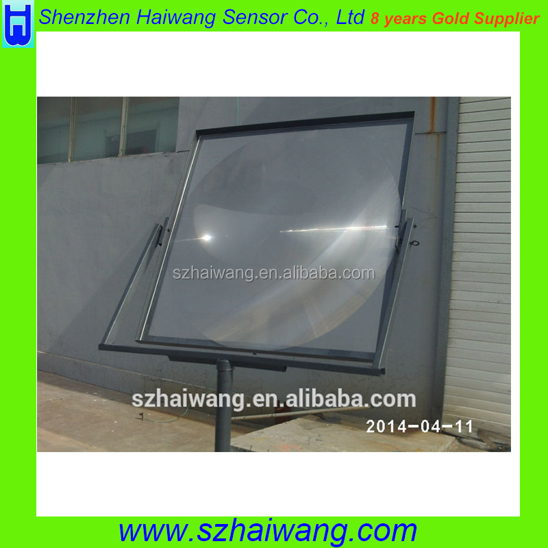 Cheap Price wholesales Square Shape Fresnel Lens for Solar Cooker