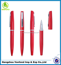 China wedding gift items wholesale red jinhao metal pen