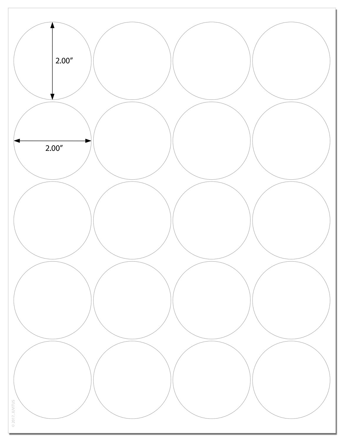 Cheap Round Template Labels Find Round Template Labels Deals On