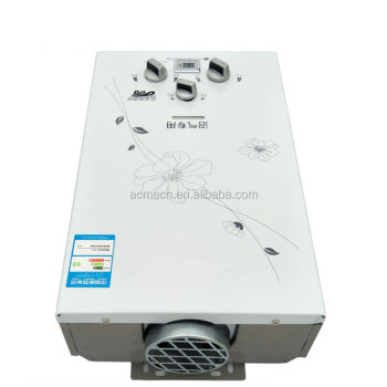 ACME 8L biogas gas water heater