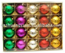 cheap plastic christmas ball