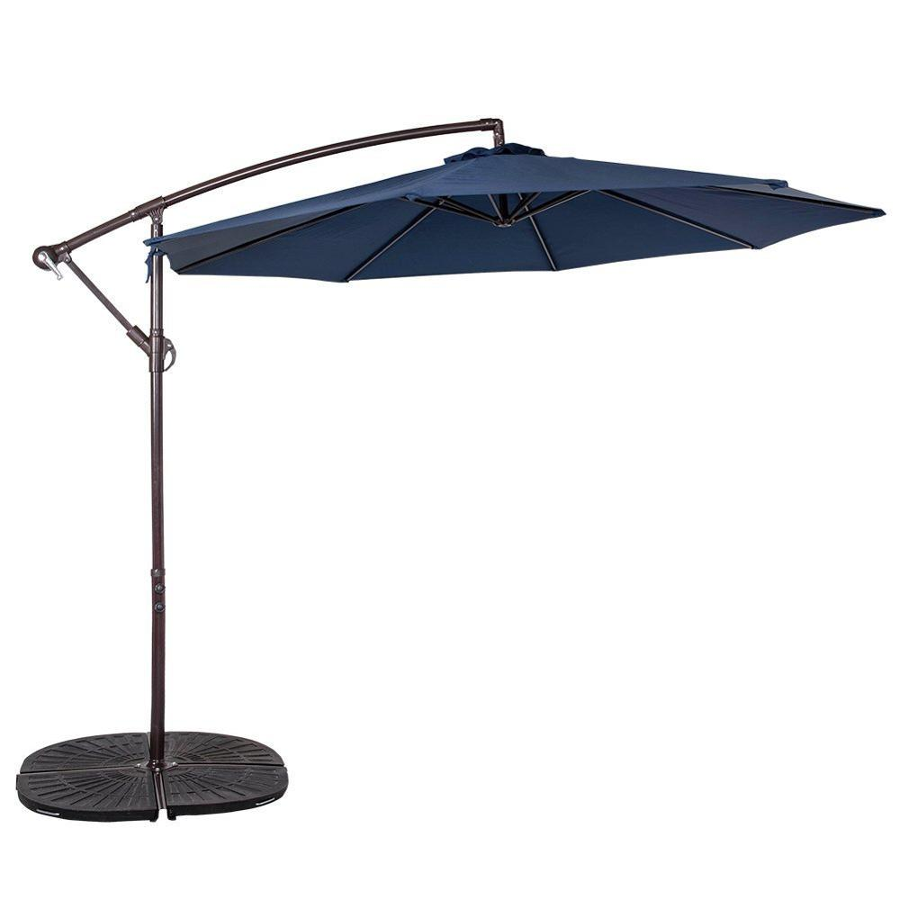 Outdoor furniture umbrella folding balcony sunshade parasol leisure garden courtyard beach sentry large Roman umbrella