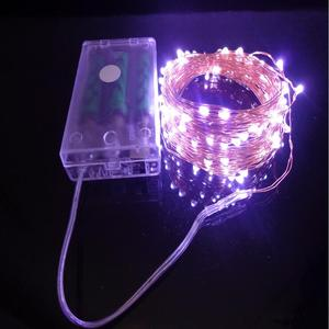 Factory custom make sound control music solar fairy ball indoor hangers led string twig Christmas lights
