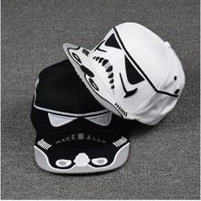 New 2015 Fashion Cotton Brand Star Wars Snapback Caps Cool Strapback Letter Baseball Cap Bboy Hip-hop Hats For Men Women