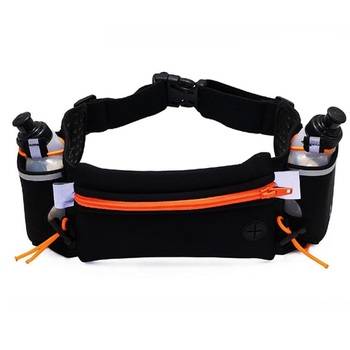 comfortable runner waist pack lightweight neoprene hydration belt running bag