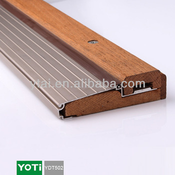 Ydt502 Adjustable Door Sill - Buy Adjustable Door Sill,Wood Door ...