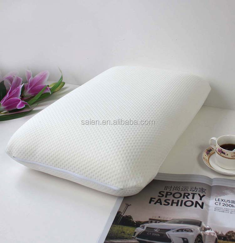 Home textile healthy care cervical comfortable memory foam pillow
