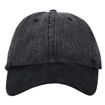 96b23b58b88 100% Denim Custom Cheap Dad Hat