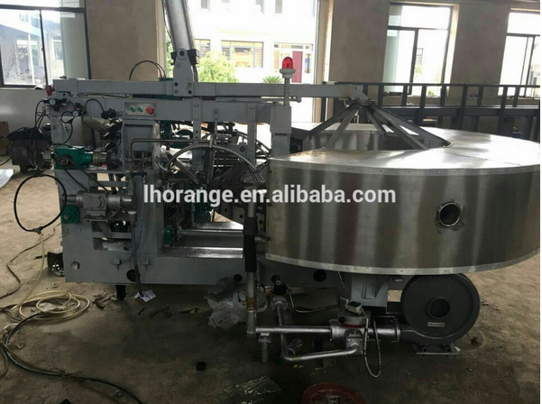 Hot Automatic Rolled Sugar Cone Baking Machine