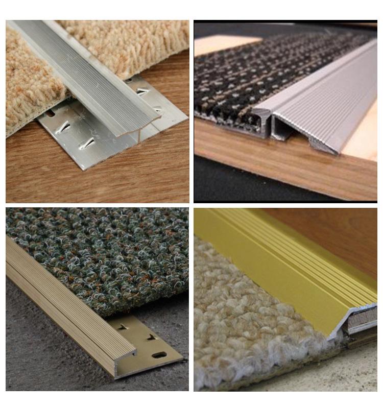 Carpet Strip To Door Bar Z Shape