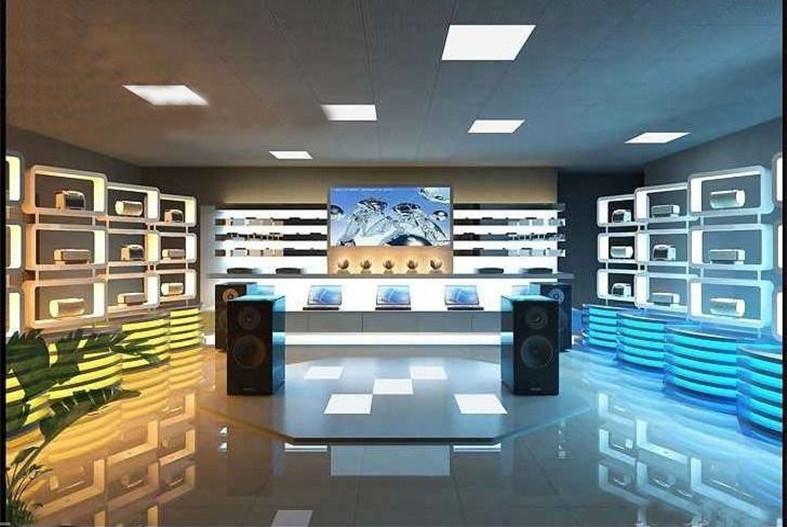 Bespoke Computer Shop Interior Design - Buy Computer Shop Interior ...