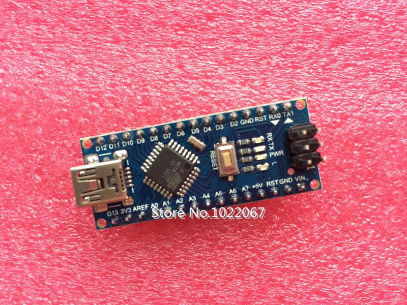 Nano V3 ATmega168, CH340, MicroUSB, Compatible for Arduino