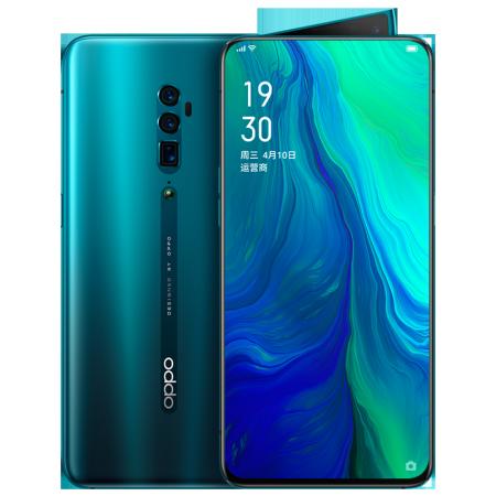 "OPPO Reno 10x zoom 6.6Full Screen Support NFC Side rotation camera Smartphone Octa Core 48MP+13MP+8MP 4065mAh Fingerprint ID"""