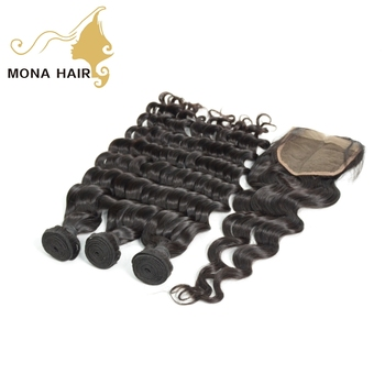 Real human hair without mixed double weft fast shipping Burmese hair weaving unprocessed raw virgin hair