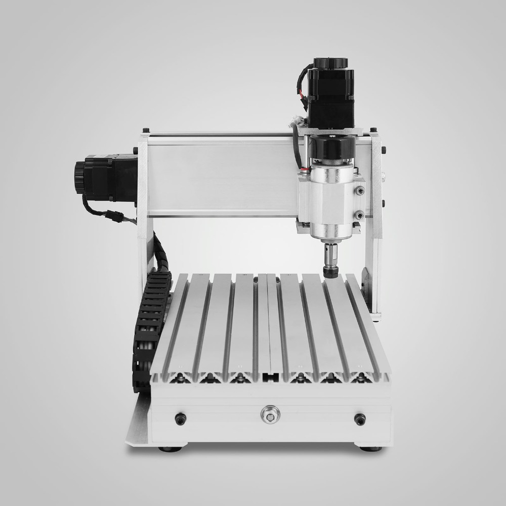 Updated New <strong>CNC</strong> 3020T USB Router Engraver/Engraving Drilling and Milling Machine 4 Four Axis