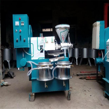 Electric Automatic Olive Oil Extraction Machine , Olive Mill