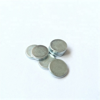 Free Sample supply made in small size magnetic flat n45 round neodymium magnets