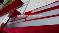 Luoyang Bless molybdeum sputtering target sheet in 99.95% pure molybdenum