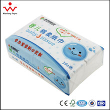 Bamboo Pulp Cotton Baby Tissue Paper For Gift Bag