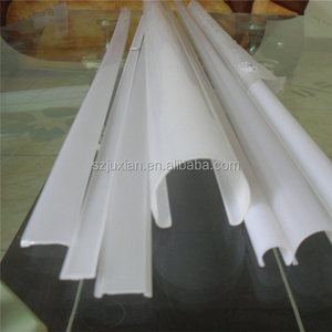 led linear light diffuser fluorescent light diffuser cover led diffuser