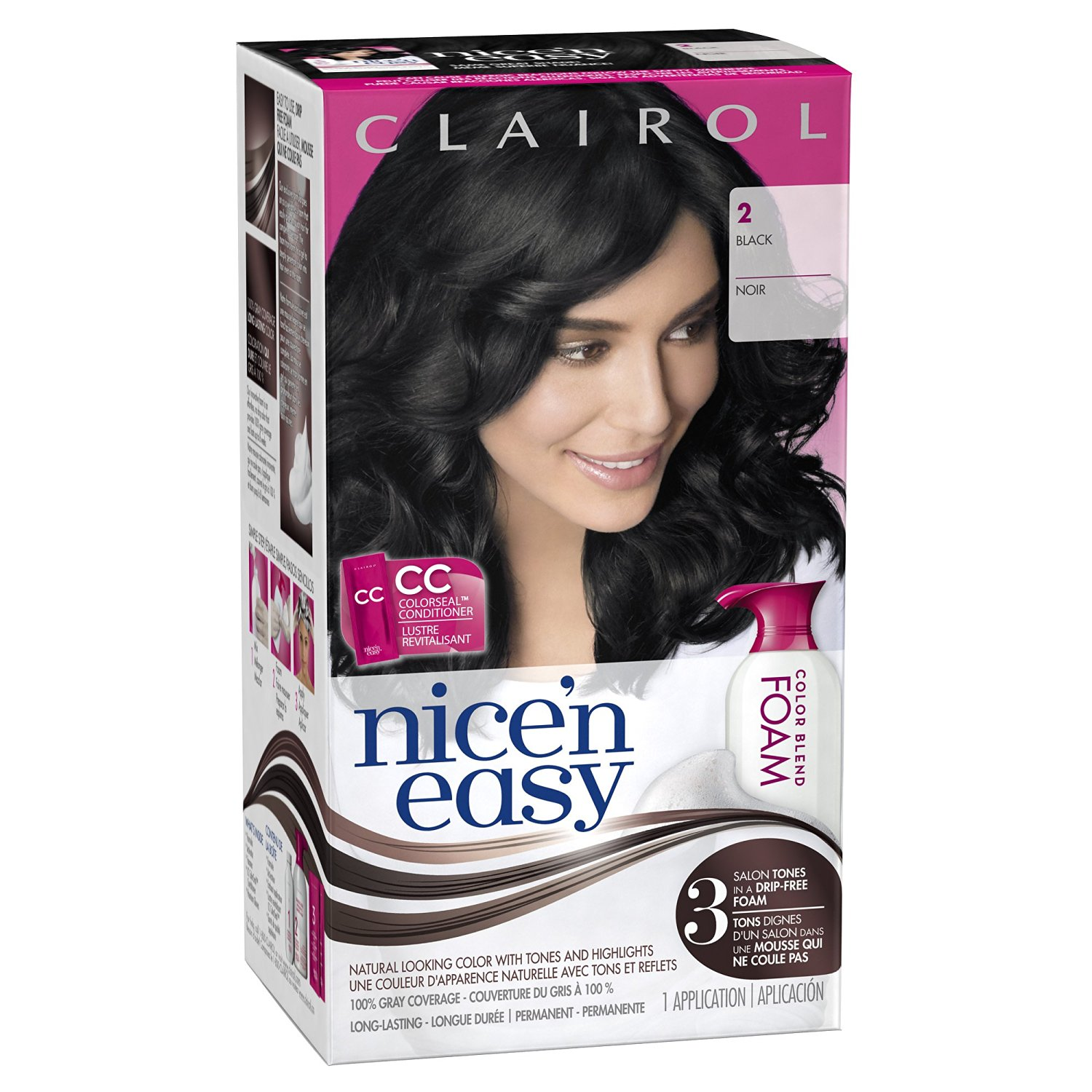 Clairol Hydrience Brand Topsimages