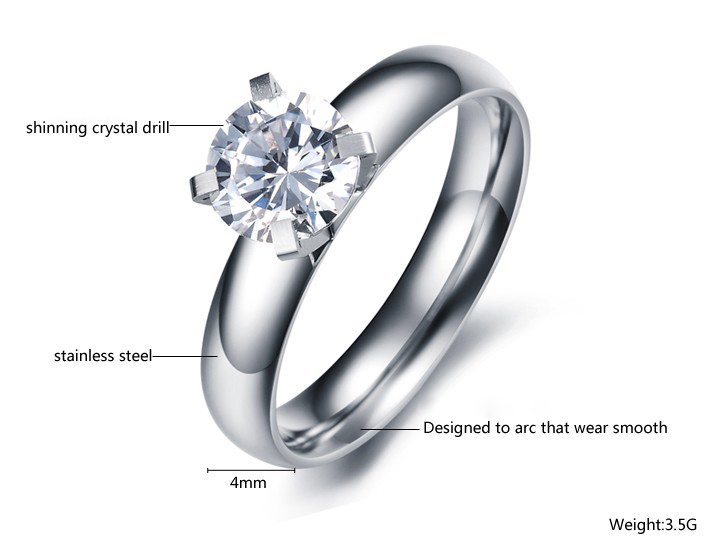 Alibaba China Supplier 2018 New Arrivals Engagement Design 3 Carat Diamond Ring Price