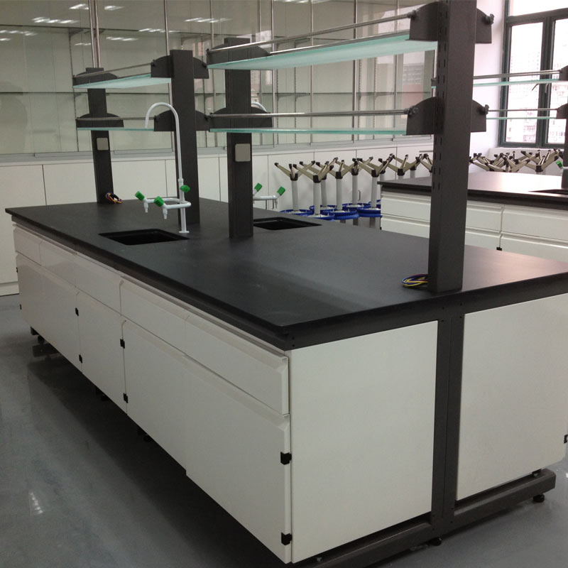 China manufacturer lab stainless steel work bench