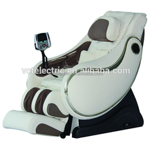 The most comfortable and cheap 3D zero gravity full body care massage chair