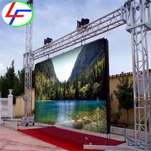 good price p16 dip full color led display p6 outdoor video panel