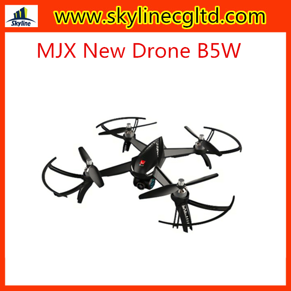 MJX B5W RC Drone Dual GPS Quadcopter Long distance 5G WIFI FPV Interesting Point Flying 1080P HD CAMERA Follow Me Mode