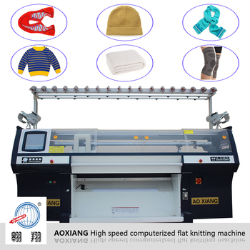 76e426a05 Hot Sell Fully Fashion Sweater Knitting Machine For Home Use - Buy ...