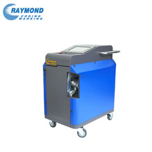 High Power paint rust removal 200w 500w 1000w laser cleaning machine