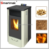 Hot selling freestanding biomass burning small wood pellet stove