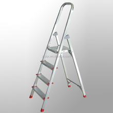 Aluminium vouwladder/stap <span class=keywords><strong>ladder</strong></span> gemaakt <span class=keywords><strong>in</strong></span> China