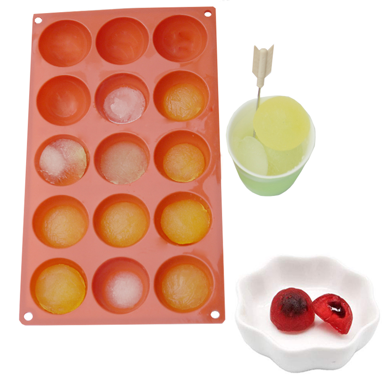 Custom Cake Bakken Mold Oven Koken pan Muffin Cake modellen, flexibele bar en party Cakevorm Bakken Tin Bakken Producten
