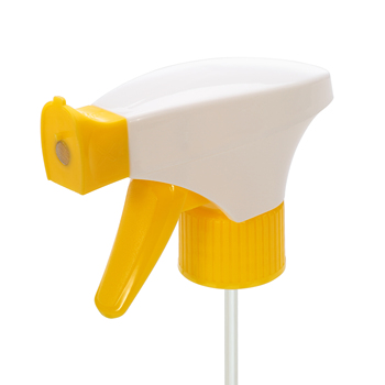 Plastic foam hand trigger sprayer for household cleaning sprayer