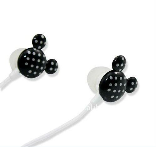 mickey mouse earphones mp3 NLD-EP1116