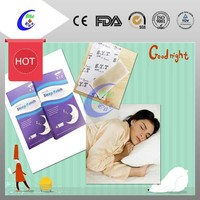 CE FDA Low price good quality home care insomnia cure sleep patch