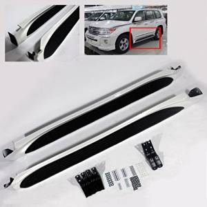 Bestop 75134-15 PowerBoard Electric Retractable Running Board Set for Ford 08-12 F-250//350//450 Super Duty Crew Cab