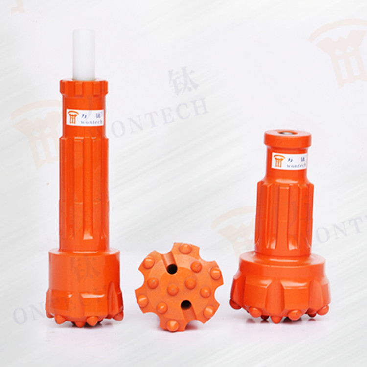 "Best Quality DTH Hammer drill bit 4"" DTH Button Bit"