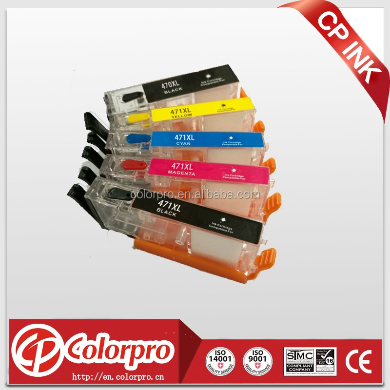470 471 Refill Ink Cartridge For Canon Pixma Mg5740 Mg6840 With ...