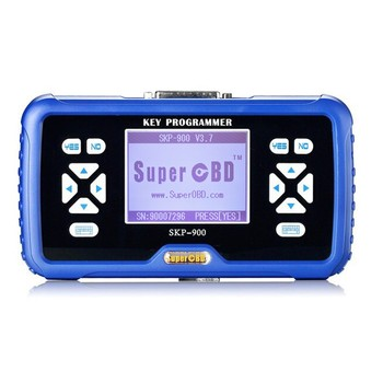 Good Quality SuperOBD SKP-900 V4.5 Hand-Held OBD2 Auto Key Programmer
