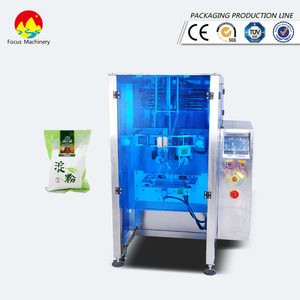double belt pulling high quality sea food packing machine with servo moto system